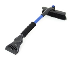 "Hopkins Crossover Ice Scraper and Super-Duty Snow Broom - 26"" Long"