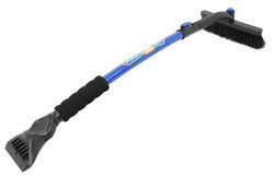 "Hopkins Crossover Ice Scraper and Super-Duty Snow Broom - Extendable - 50"" Long"