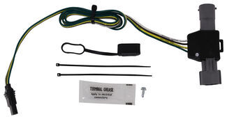 1990 ford f-150, f-250, f-350 custom fit vehicle wiring ... 1999 ford f 250 trailer wiring harness
