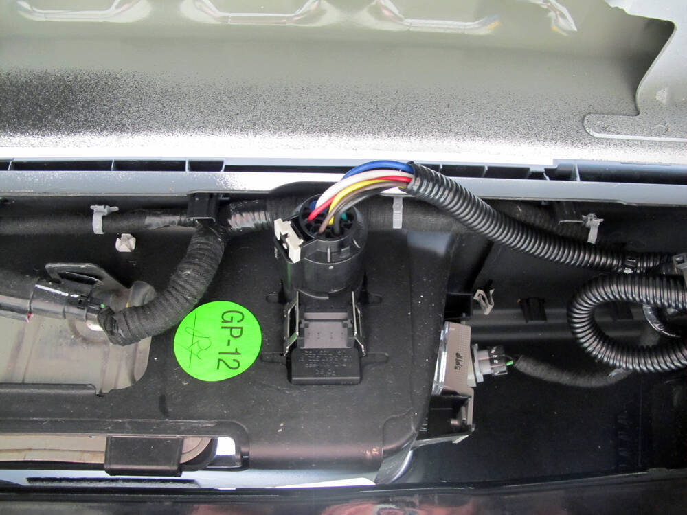 Trailer Wiring Harness For Chevy Colorado : Pole and trailer connector sockets w mounting