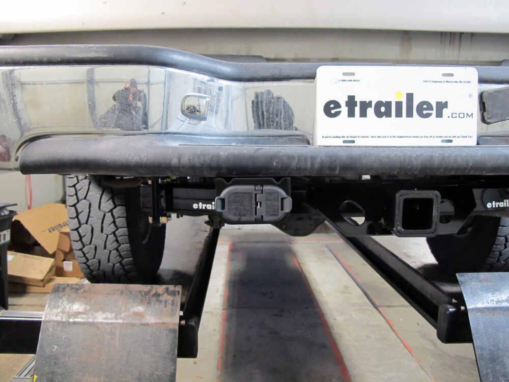 2007 chevy truck trailer wiring 2005 chevy truck trailer wiring 2005 chevrolet silverado custom fit vehicle wiring - hopkins