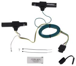 Hopkins 1998 Dodge Ram Pickup Custom Fit Vehicle Wiring