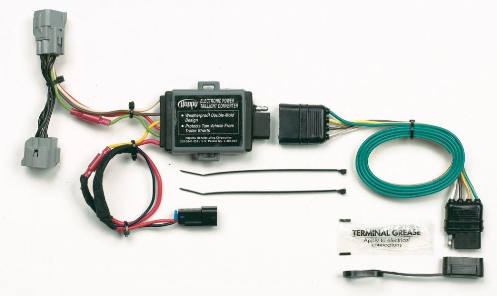 1997 Jeep Grand Cherokee Trailer Wiring Harness : Jeep grand cherokee custom fit vehicle wiring hopkins