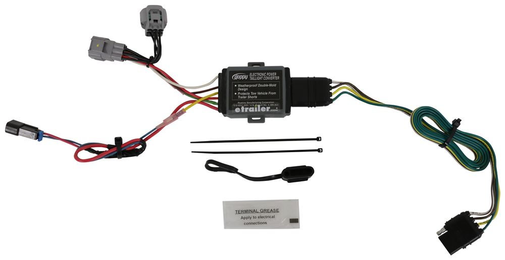 Jeep grand cherokee custom fit vehicle wiring hopkins