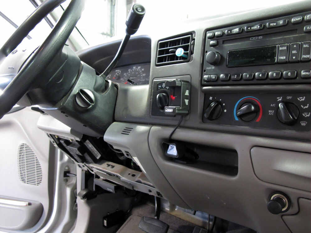 Brake Controller For Ford F 250 And F 350 Super Duty  2001