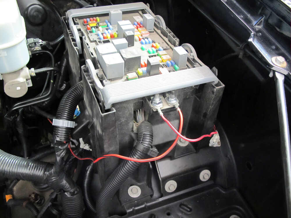 2009 gmc sierra trailer wiring brake controller for gmc sierra, 2014 | etrailer.com