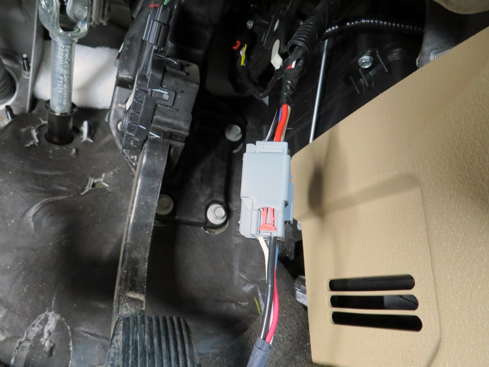 ford f 150 trailer wiring diagram  box diagram 2007 ford f-250 and f-350 super  duty trailer wiring  with your plug if trailer brake controller installation