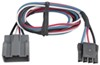 Hopkins Plug-In Simple Brake-Control Wiring Adapter - Ford