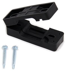Hopkins Fold-Over Mounting Bracket for 4-Way Flat Trailer Connector