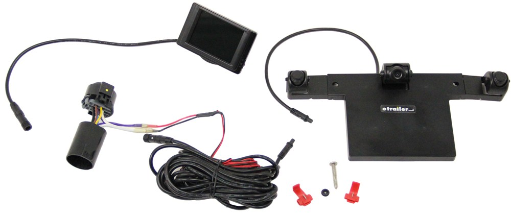 Hopkins Smart Hitch Backup Camera And Hitch Aligner System Hopkins Backup Cameras And Alarms Hm50002