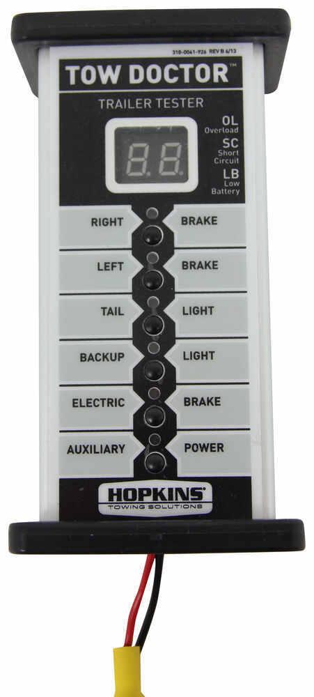 Hopkins Honda Service >> Hopkins Tow Doctor Trailer End Test Unit Hopkins Wiring ...