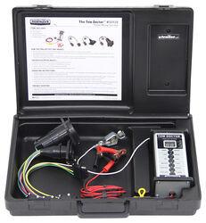 equipment for testing trailer wiring and brake magnets etrailer com rh etrailer com checking trailer wiring testing trailer wiring with a multimeter