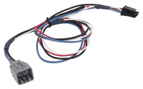 2016 Ram 1500 Hopkins Plug-in Simple Custom Wiring Adapter For Trailer Brake Controllers