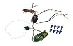 Hopkins 2012 Ford Fiesta Tow Bar Wiring