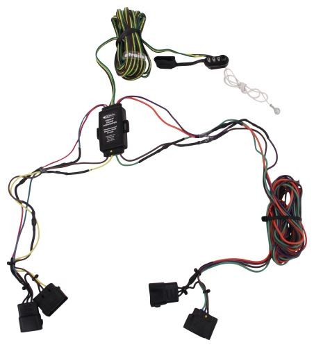 2012 Ford Escape Hopkins Custom Tail Light Wiring Kit For