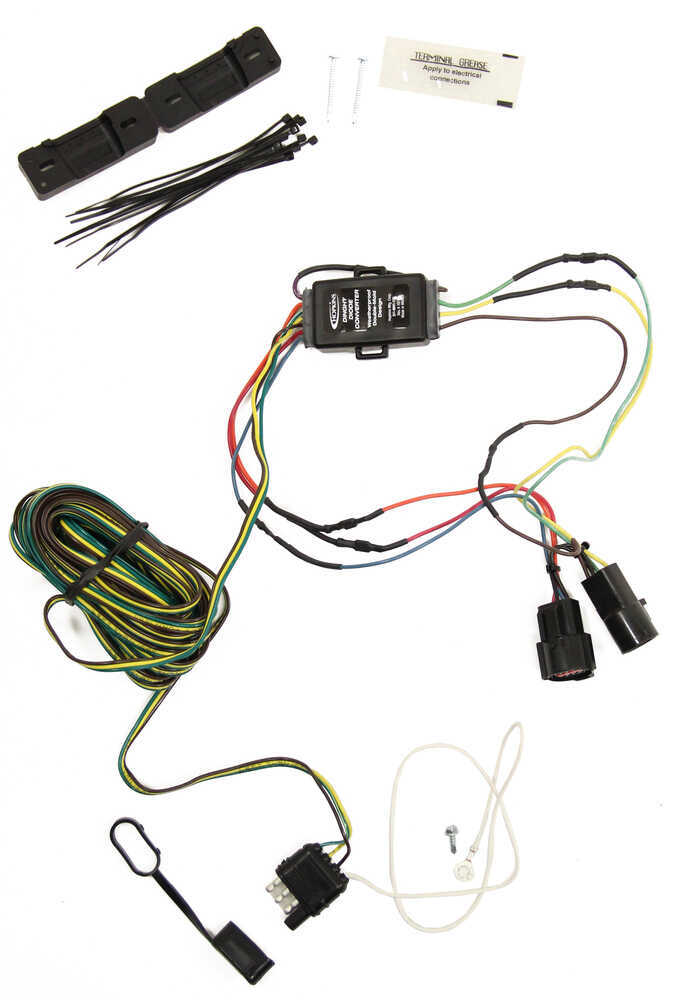 towed vehicle wiring kit  towed  free engine image for