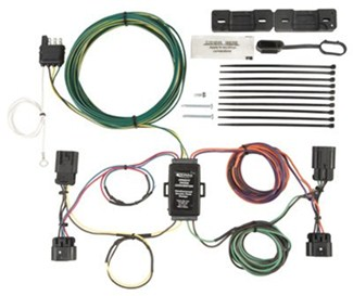 the engager hopkins wiring diagram hopkins custom tail light wiring kit for towed vehicles ... #15