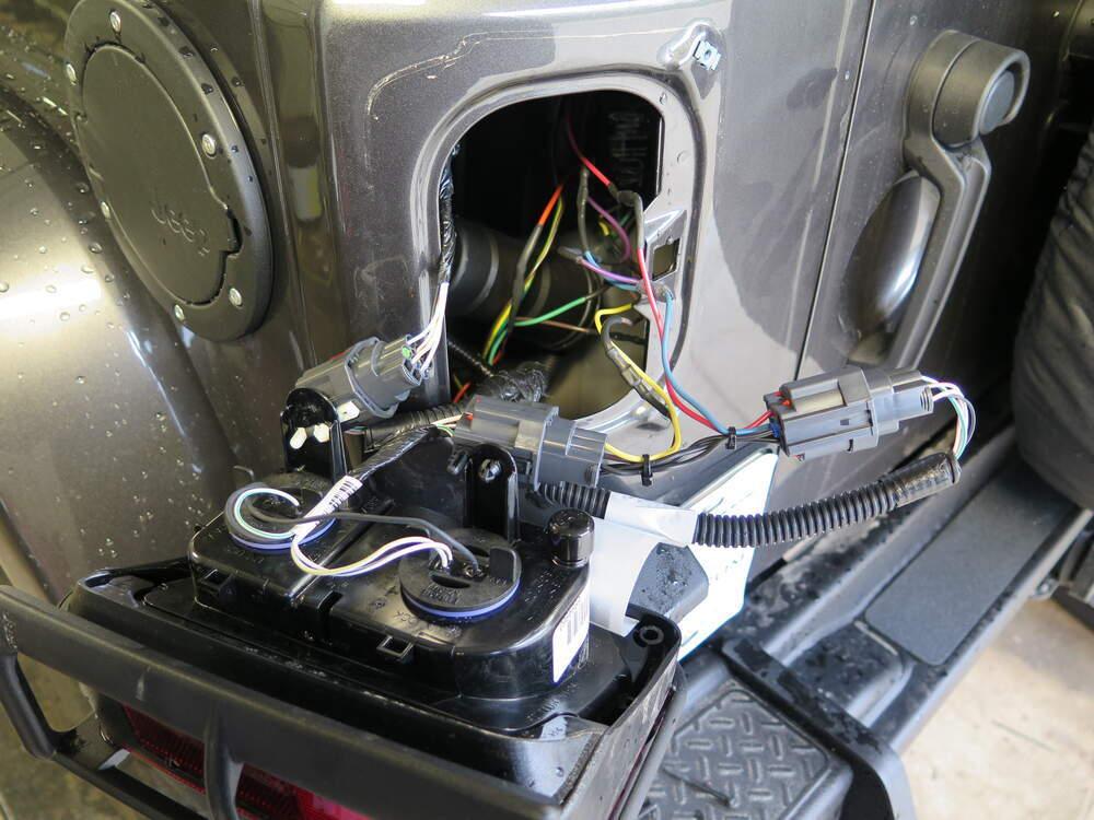 2012 jeep wrangler unlimited hopkins custom tail light