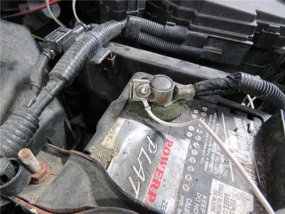 2008 Honda Cr-v Tow Bar Wiring
