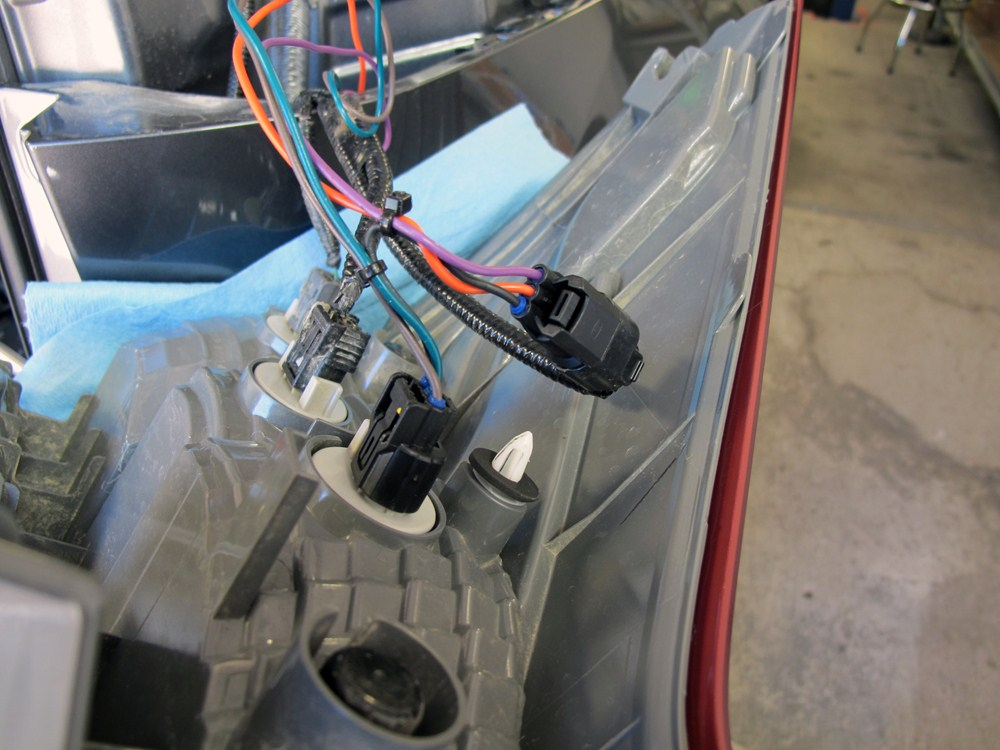 Wire Trailer Light Wiring On 2007 Honda Tow Wiring Diagram