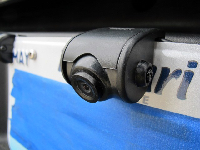 Hopkins Rear View Camera With Backup Sensors 2 1 2 Quot Lcd