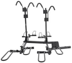 "Hollywood Racks Sport Rider SE 4-Bike Platform Rack - 2"" Hitches - Frame Mount"