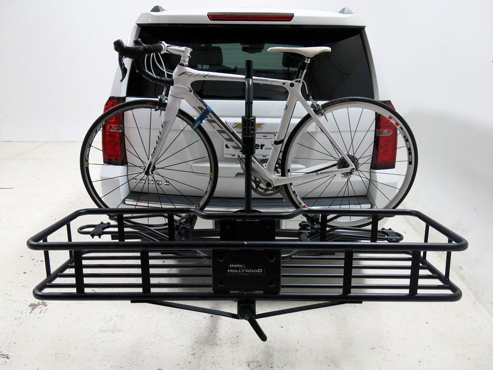 Bike Cargo Carrier : Hollywood racks sport rider se platform bike rack w