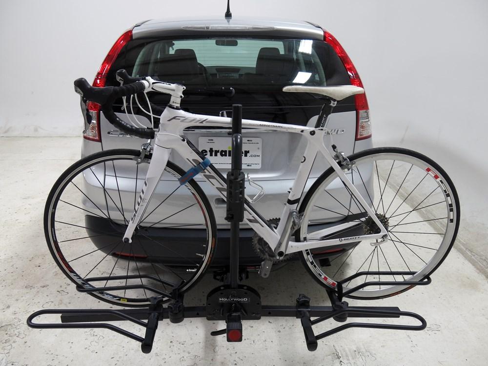 honda cr  hollywood racks sport rider se  bike platform rack  hitches frame mount
