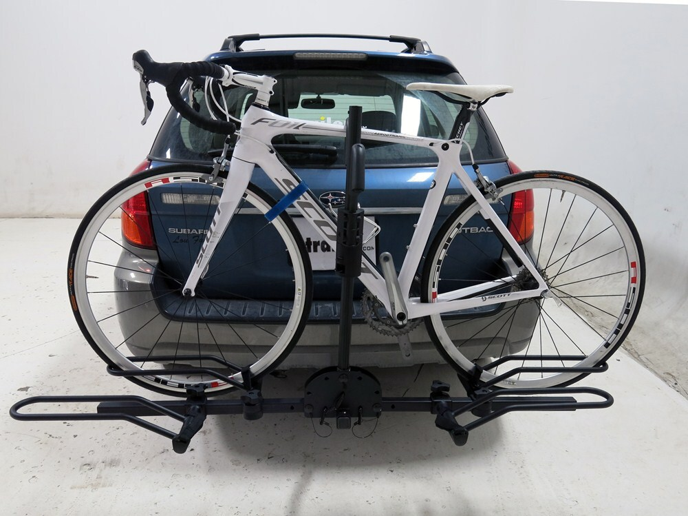 Hollywood Racks Trail Rider 2 Bike Rack 1 1 4 Quot 2 Quot Hitch