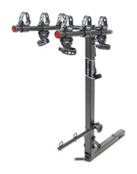 "Hollywood Racks Road Runner 3 Bike Carrier for 2"" Hitches - Extended Shank - Tilting"