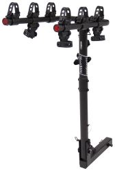 "Hollywood Racks Traveler 3 Bike Carrier for 2"" Hitches - Tilting"