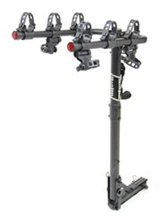 "Hollywood Racks Traveler 3 Bike Carrier for 1-1/4"" and 2"" Hitches - Tilting"