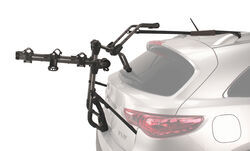 Hollywood Racks Over-the-Top 3 Bike Rack for Vehicles w/ Spoilers - Trunk Mount - Adjustable Arms
