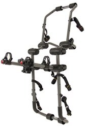 Hollywood Racks Over-the-Top 2 Bike Carrier for Vehicles w/ Spoilers - Adjustable Arms - Trunk Mount