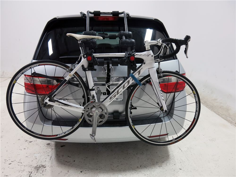 2013 Honda Odyssey Hollywood Racks Over The Top 2 Bike