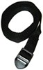 "Replacement Safety Tie-Down Strap for Hollywood Racks Bike Carrier - 86"" Long"