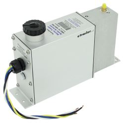 HydraStar Vented Marine Electric Over Hydraulic Actuator for Drum Brakes - 1,000 psi