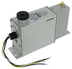 HydraStar Vented Marine Electric Over Hydraulic Actuator for Drum Brakes - 1,200 psi