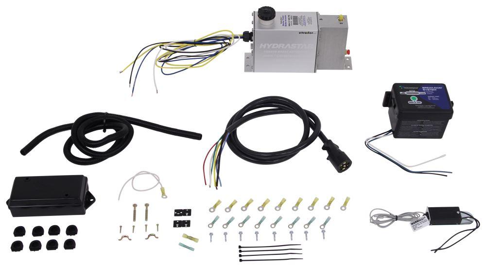 Hydrastar Brake Controller Wiring Diagram : Hydrastar marine electric over hydraulic actuator w