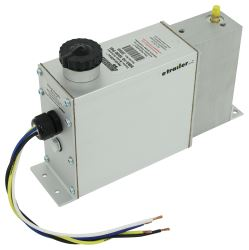HydraStar Vented Electric Over Hydraulic Actuator for Drum Brakes - 1,000 psi