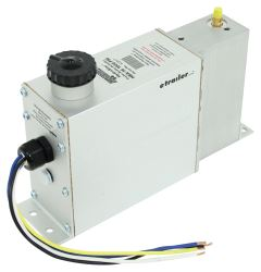 HydraStar Vented Electric Over Hydraulic Actuator for Disc Brakes - 1,600 psi