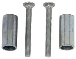 Replacement Spacer Tube Kit for Husky Universal 5th Wheel Installation Kit - 10 Bolt - Qty 2