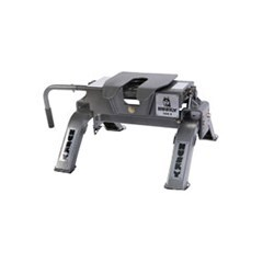 Husky Silver Series 16K S 5th Wheel Trailer Hitch - Slide Bar Jaw - 16,000 lbs