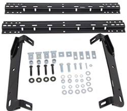 Husky Custom Base Rails and Installation Kit for 5th Wheel Trailer Hitches