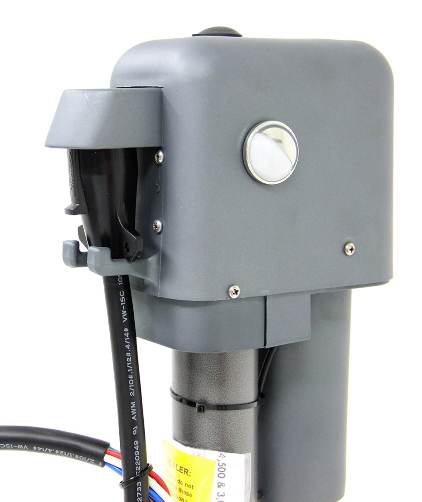 Husky 4500lb Brute Electric Jack With Wireless Remote