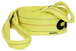 "CargoBuckle Heavy-Duty Tow Strap - 4"" x 25' - 20,000 lbs - Qty 1"