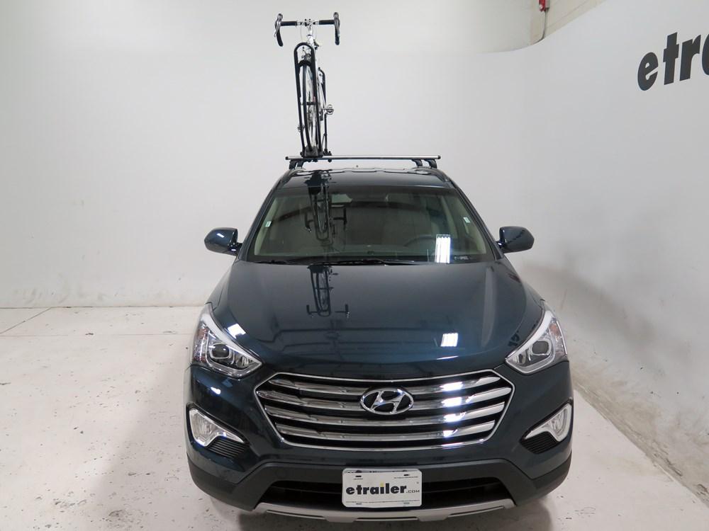 Inno Tire Hold Roof Bike Rack Wheel Mount Aluminum