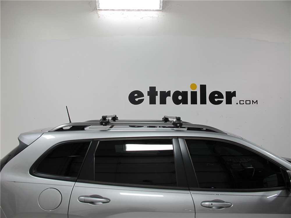 Roof Rack For Hyundai Santa Fe 2011 Etrailer Com