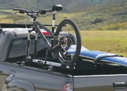 Inno Square Bar Roof Rack   2001 Ford F 150 SuperCab With No Existing Rails  Or Crossbars