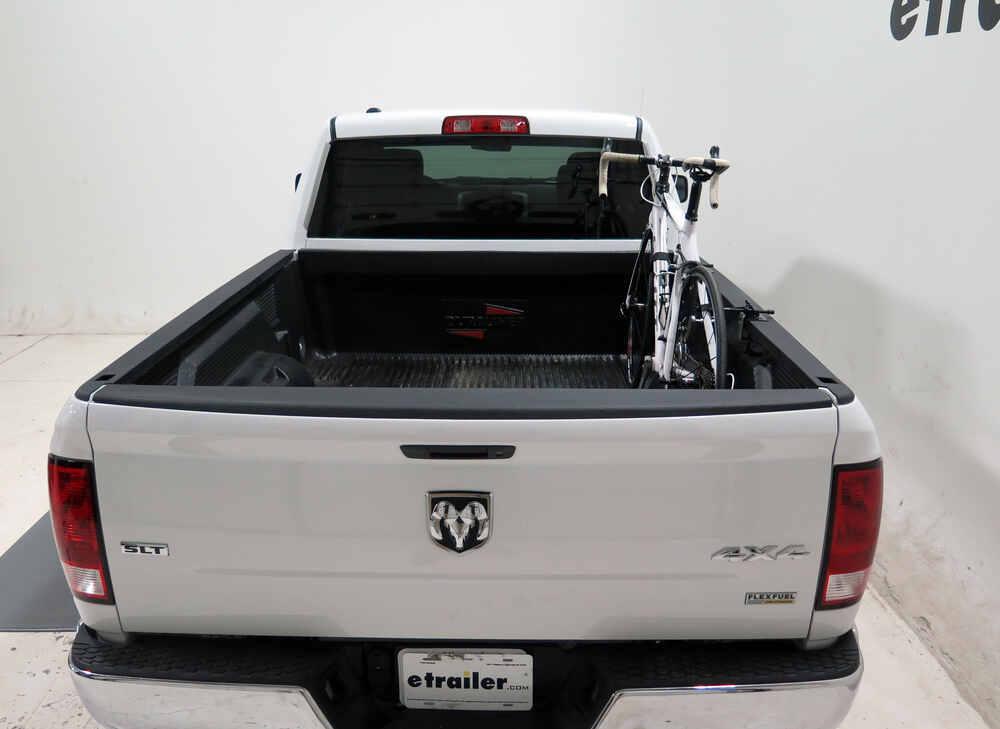 2015 ram 1500 inno velo gripper bike rack for truck beds. Black Bedroom Furniture Sets. Home Design Ideas
